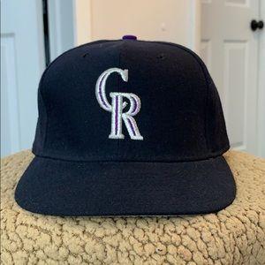 Rockies Hat